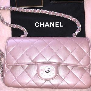 Chanel Classic Mini Rectangle Flap Bag